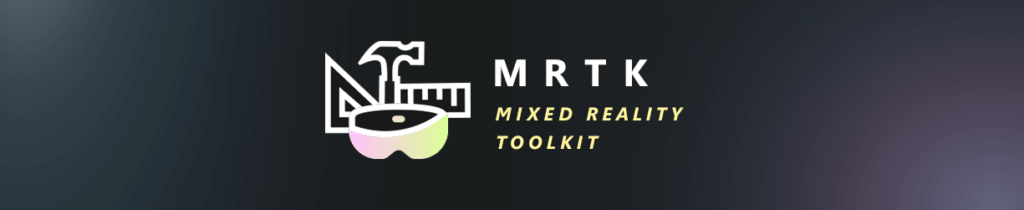 New logo of the Mixed Reality Toolkit