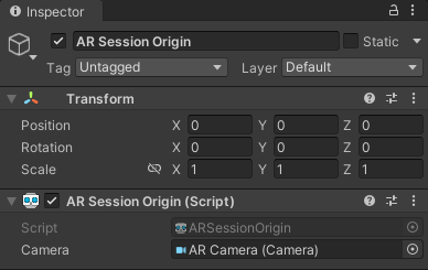 AR Session Origin ensures your Unity scene stays in sync with the real world: the real magic behind Augmented Reality.